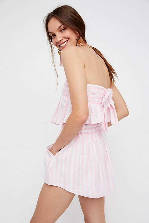 Up And Away Short Set by Free People
