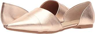 Chinese Laundry Women's Easy Does It D'Orsay Flat Ballet