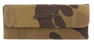 Chrome Hearts Camouflage Fleur Sunglasses Case