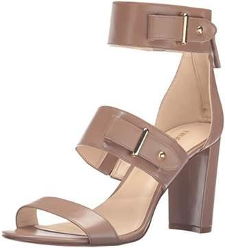 Nine West Women's Naxine Patent dress Sandal $40.01 thestylecure.com