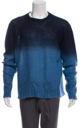 Marni Mohair Ombré Sweater