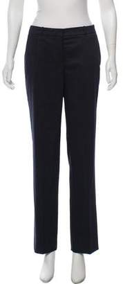 HUGO BOSS Boss by Virgin Wool Mid-Rise Pants