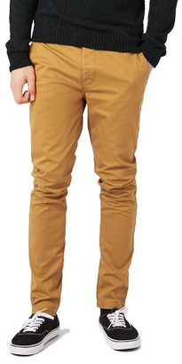 Men's Topman Stretch Skinny Fit Chinos $50 thestylecure.com