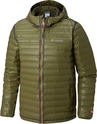 Columbia Titanium Outdry Ex Gold Down Hooded Jacket - Men's