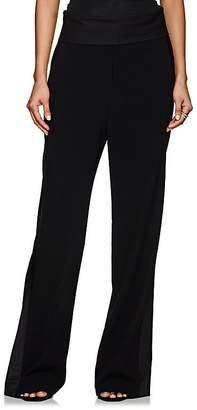Rick Owens Women's Track-Striped Wool Pants