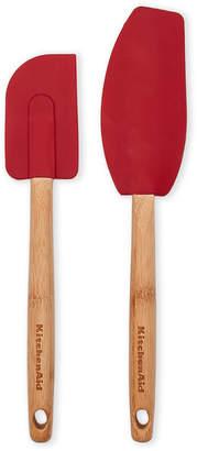 KitchenAid Set of 2 Red Spatula Set