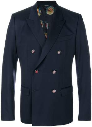Dolce & Gabbana double breasted blazer