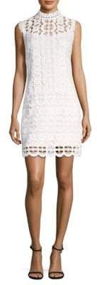 Laundry by Shelli Segal Lace Shift Dress