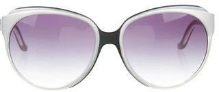 Balenciaga Balenciaga Tinted Cat-Eye Sunglasses