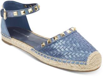 Marc Fisher Graze Two Piece Studded Espadrilles Women's Shoes