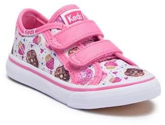 Keds Cupcake Canvas Sneaker (Toddler & Little Kid)