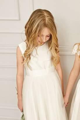 Next Girls Ecru Bridesmaid Dress (3mths-16yrs)
