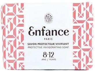 ENFANCE PARIS Invigorating Protective Soap 8-12 years - Precious Paper 100g $20.40 thestylecure.com