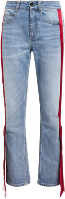 Hellessy Carlton Side Panel Jeans