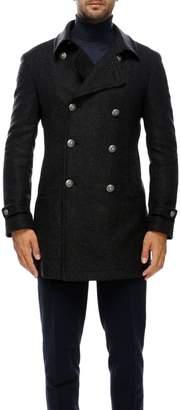 Tagliatore Trench Coat Trench Coat Men