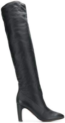 Chie Mihara thigh high boots
