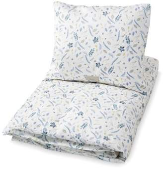 Camilla And Marc Cam Cam Leaves Organic Cotton Bed Linen Set