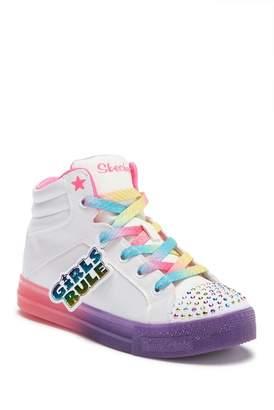 Skechers Shuffle Bright Twinkle Sneaker (Little Kid & Big Kid)