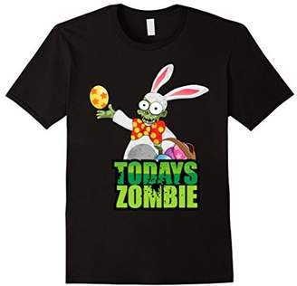 Zombie Easter Bunny Funny T-Shirt - Awesome Easter T-Shirt