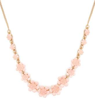 Forever 21 Floral Statement Necklace