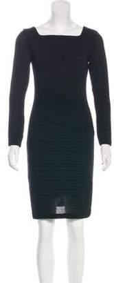Oscar de la Renta Casual Mini Dress