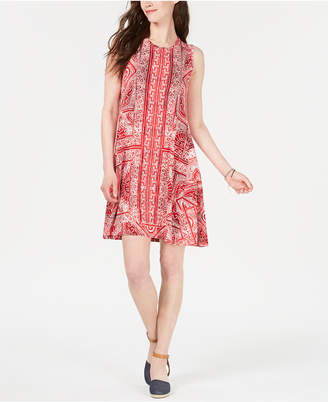 Style&Co. Style & Co Printed Swing Dress