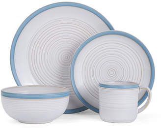 Pfaltzgraff Everyday Carmen 16 Piece Dinnerware Set, Service for 4