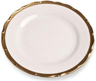 Anna Weatherly Golden Patina Dinner Plate
