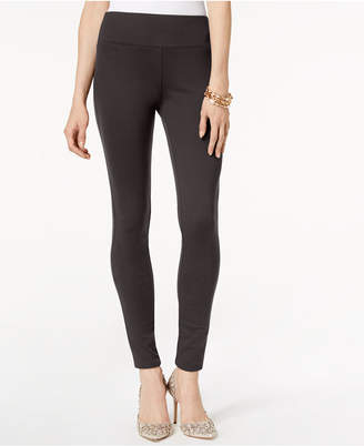 INC International Concepts I.n.c. Pull-On Ponte Skinny Pants, Created for Macy's