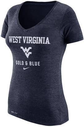 Nike Women's West Virginia Mountaineers Franchise Tee