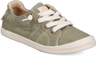 Roxy Bayshore Lace-Up Sneakers $49 thestylecure.com
