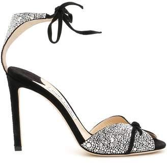Jimmy Choo Talaya Embellished Sandals