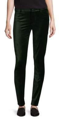 Paige Verdugo Super Skinny Velvet Pants