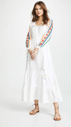 Tory Burch Embroidered Dress