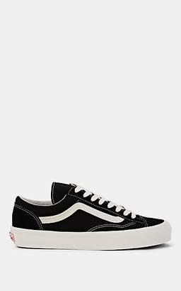Vans Women's OG Authentic LX Canvas Sneakers - Black
