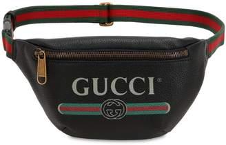 Gucci Small Vintage Logo Leather Belt Bag