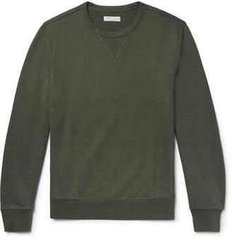 J.Crew Loopback Cotton-Jersey Sweatshirt