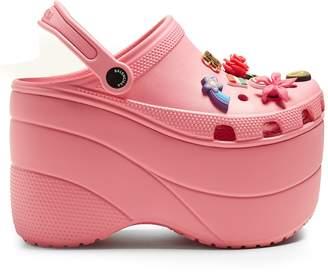 Balenciaga Chunky sole crocs