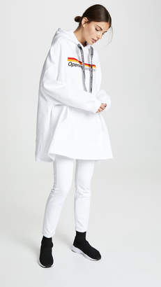 Opening Ceremony Torch Poncho