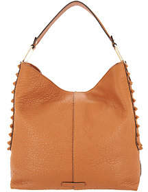 Vince Camuto Leather Hobo Handbag - Axmin