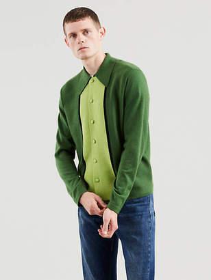 Levi's Long Sleeve Knit Shirt