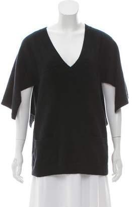 Chanel Cashmere Cape Sweater