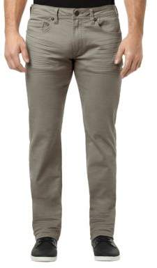 Buffalo David Bitton Six-X Slim Straight Colored Jeans