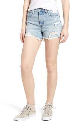Levi's Wedgie Update High Waist Cutoff Denim Shorts
