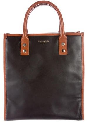 Kate Spade Kate Spade New York Bicolor Leather Tote