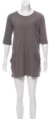 See by Chloe Short Sleeve Mini Dress