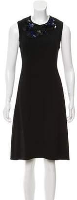 3.1 Phillip Lim Sequin Knee-Length Dress