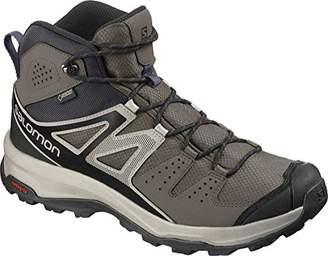 Salomon Women's X RADIANT MID GTX W, Hiking and Multisport Shoes, Waterproof,.5