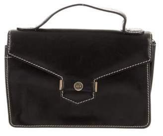 Christian Dior Leather Handbag Black Leather Handbag