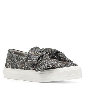 Onosha Slip-On Sneakers $79 thestylecure.com